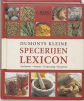 Boek cover Dumonts Kleine Specerijen Lexicon van A. Iburg
