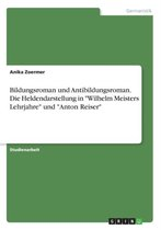 Bildungsroman und Antibildungsroman. Die Heldendarstellung in Wilhelm Meisters Lehrjahre und Anton Reiser