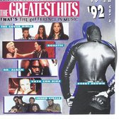1-CD VARIOUS - THE GREATEST HITS '92 VOL. 4