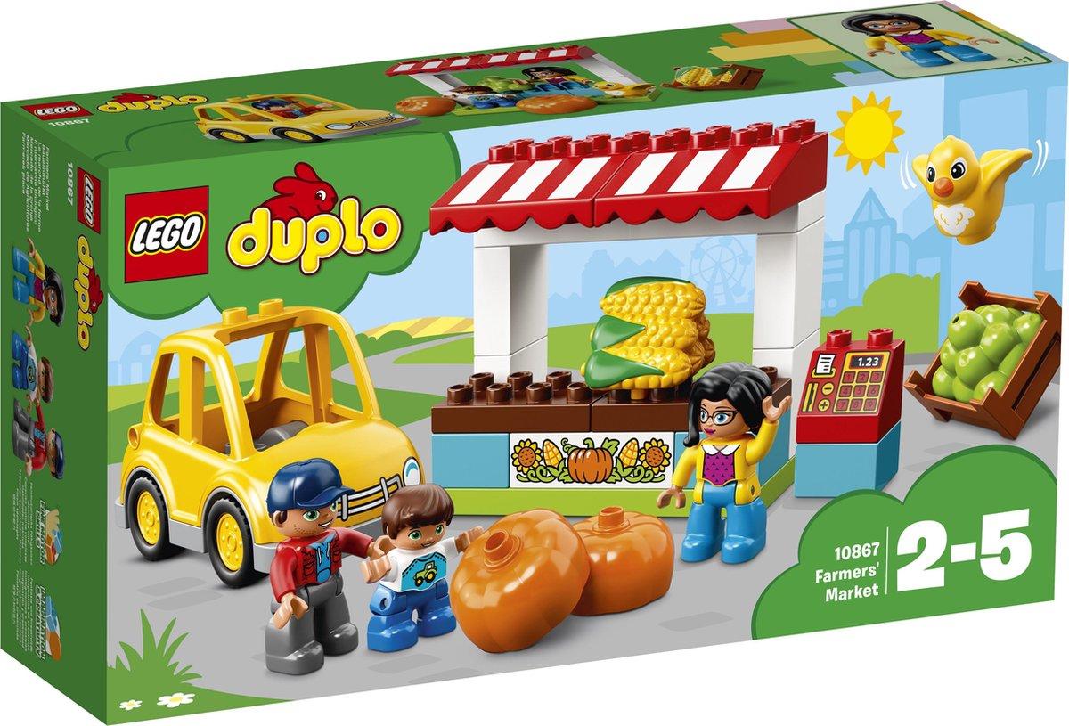 LEGO DUPLO 10867 - Boerenmarkt