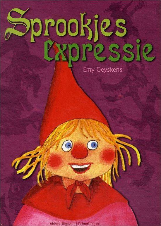 Sprookjes Expressie - Emy Geyskens |