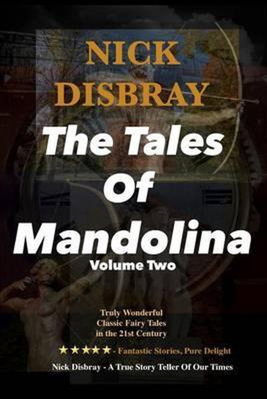 The Tales of Mandolina - Volume Two