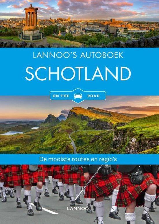 Lannoo's autoboek - Schotland - Lilly Nielitz-Hart |