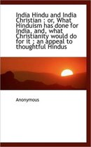 India Hindu and India Christian