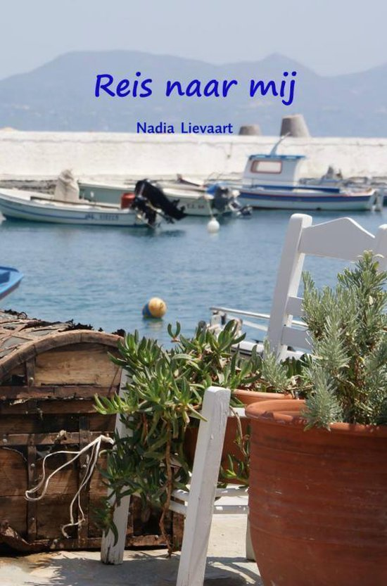 Reis naar mij - Nadia Lievaart pdf epub