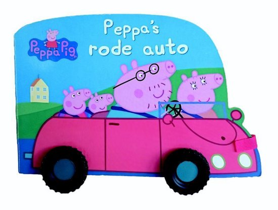 Peppa Pig - Peppa's rode auto - Neville Astley |
