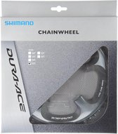 Shimano Dura-Ace FC-7900 Kettingblad 10-speed, A, silver Uitvoering 53T
