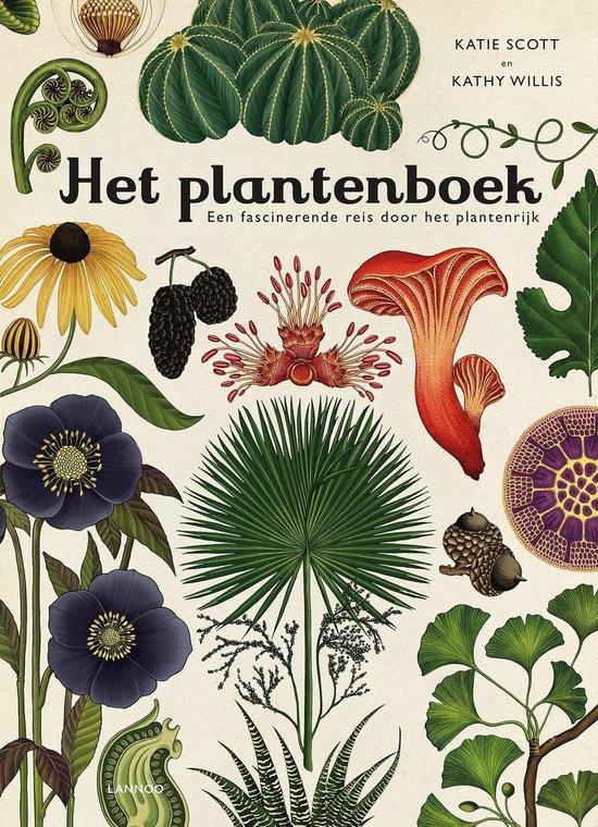 Terra Lannoo Het plantenboek. 8+