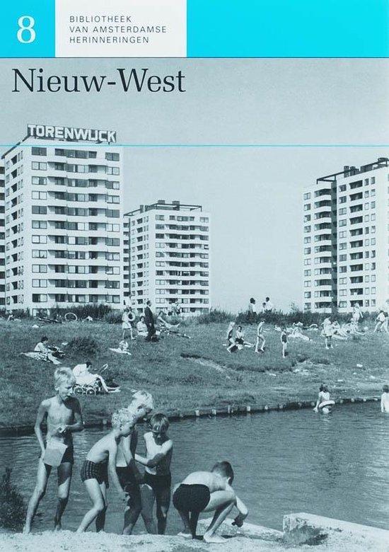 Bibliotheek van Amsterdamse herinneringen 8 - Nieuw-West