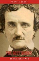 Boek cover Edgar Allan Poe: The Best Works van Edgar Allan Poe