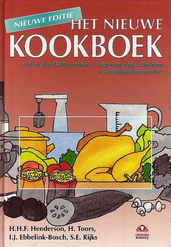 Nieuwe kookboek - H.H.F. Henderson pdf epub