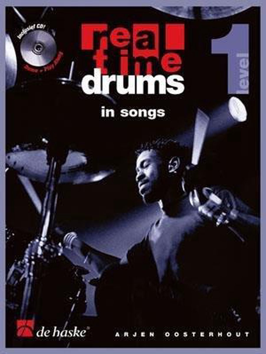 Real Time Drums in Songs (Nl) - A. Oosterhout