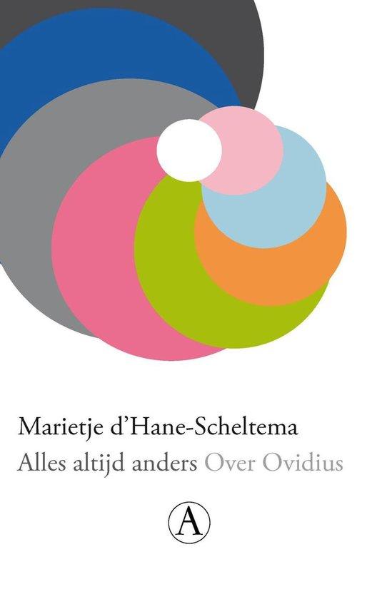 Alles altijd anders - Marietje D'Hane-Scheltema |