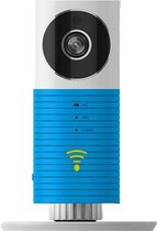 Cleverdog Smart Wi-Fi security camera - met Night vision - Blauw CCTV