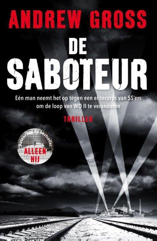 De saboteur - Andrew Gross   Fthsonline.com