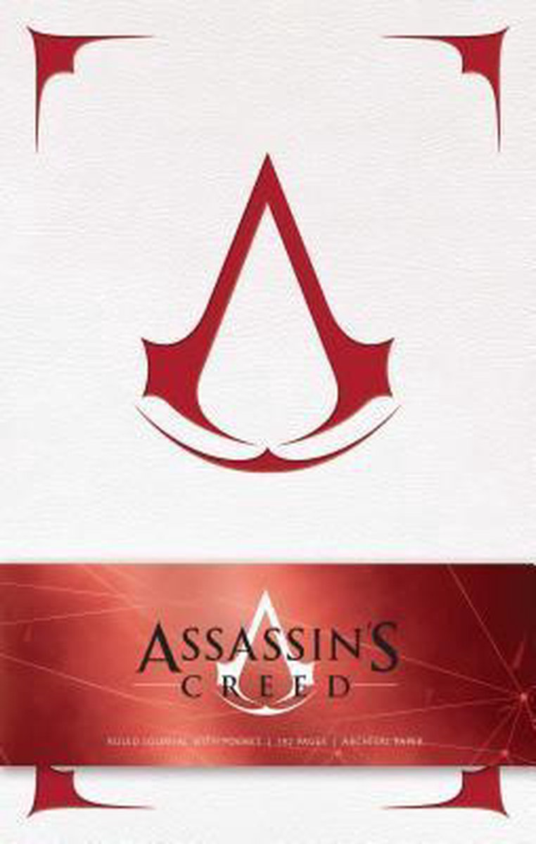 Assassin's Creed Hardcover Ruled Journal - Insight Editions