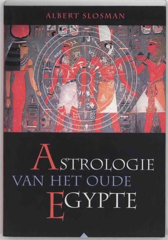 Astrologiefonds Synthese 16 - Astrologie van het oude Egypte - A. Slosman |
