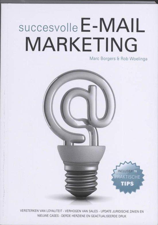 Succesvolle E-mail Marketing - Marc Borgers pdf epub