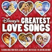 Disney's Greatest Love Songs [Original Soundtrack]