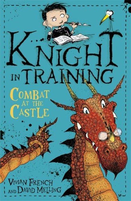 Boek cover Knight in Training van Vivian French (Paperback)