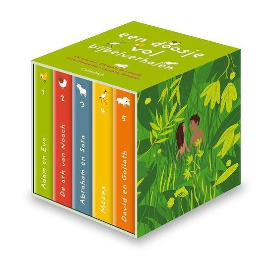 Een doosje vol bijbelverhalen - Elisabeth de Lambilly |