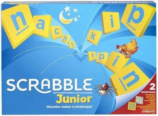 Afbeelding van het spel Mattel Scrabble Junior