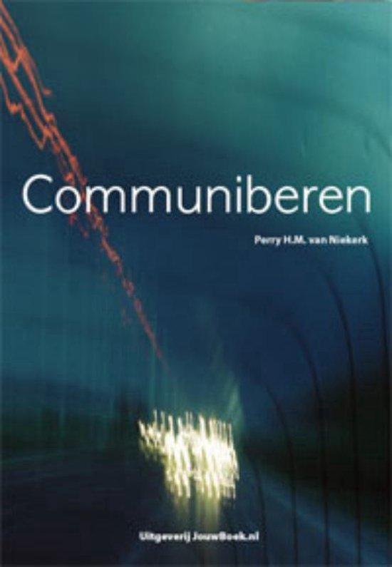 Cover van het boek 'Communiberen'
