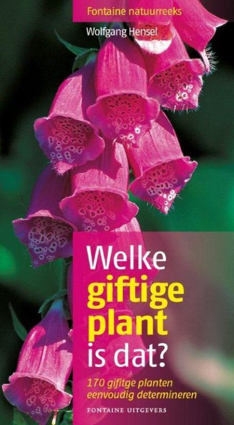 Welke giftige plant is dat? - Wolfgang Hensel pdf epub