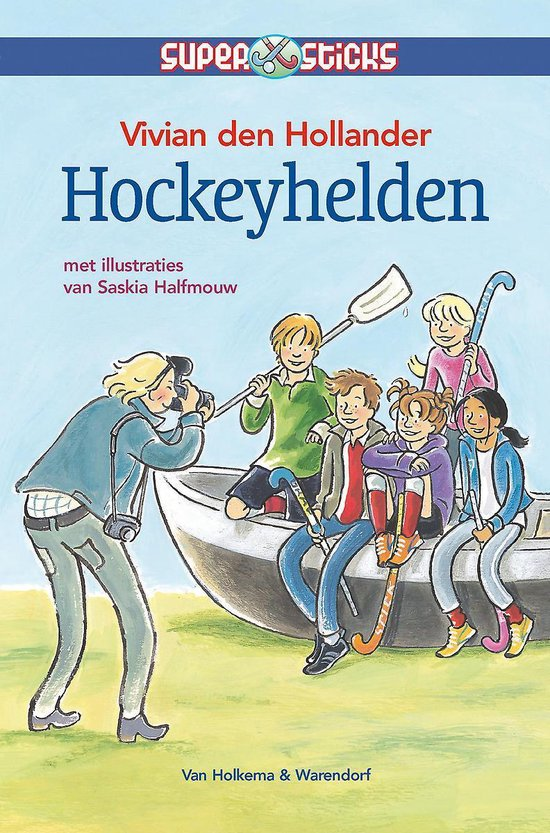 Supersticks - Hockeyhelden - Vivian den Hollander |