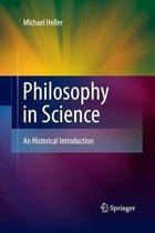 Omslag Philosophy in Science