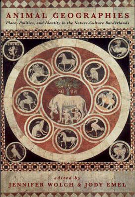 Boek cover Animal Geographies van  (Paperback)