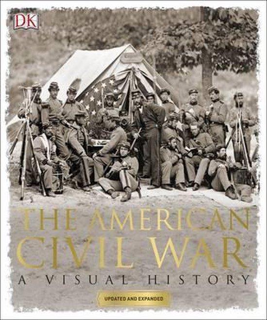 Boek cover The American Civil War van Dk (Paperback)