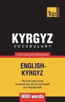 Kyrgyz Vocabulary for English Speakers - 9000 Words