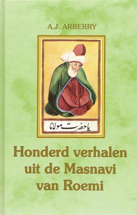 Cover van het boek '100 verhalen uit de Masnavi' van A.J. Arberry
