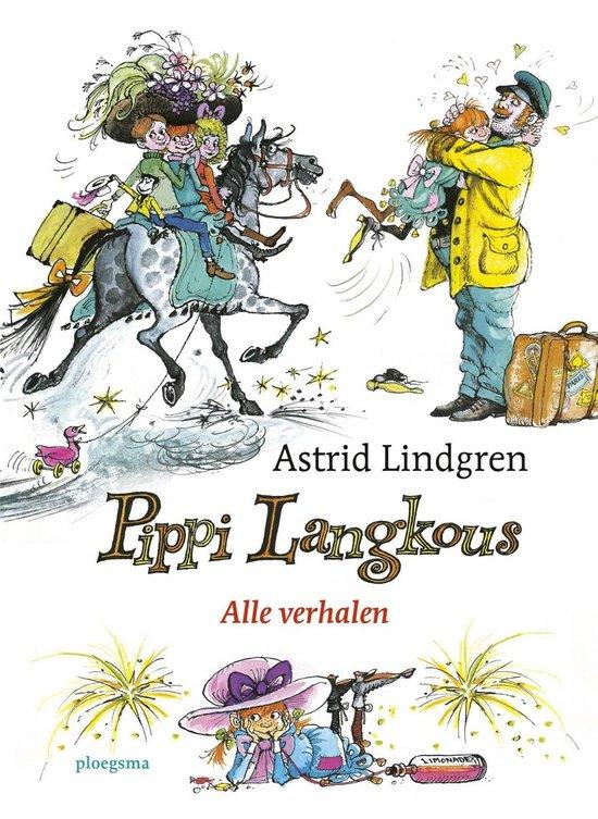 Pippi Langkous - Astrid Lindgren |