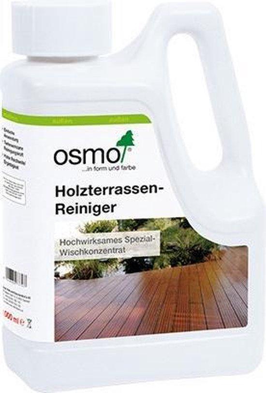 Osmo Buitenhout Houten Terras Reiniger 8025 - 1 Liter