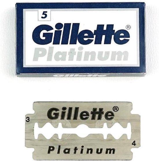 Gillette Platinum - 20 mesjes