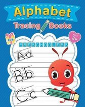 Alphabet Tracing Books for Preschoolers