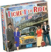 Ticket to Ride New York - Bordspel