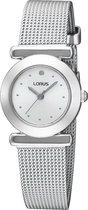 Lorus RRS53RX9 horloge dames - zilver - edelstaal