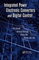 Omslag Integrated Power Electronic Converters and Digital Control