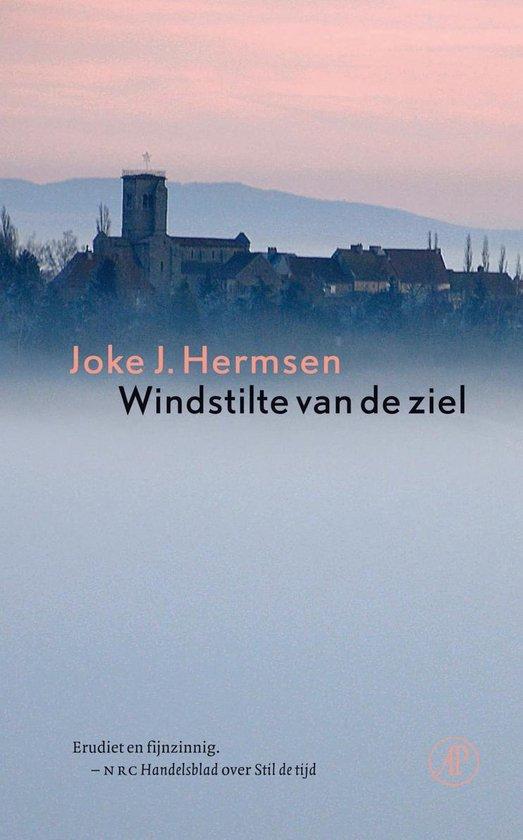 Windstilte van de ziel - Joke J. Hermsen |