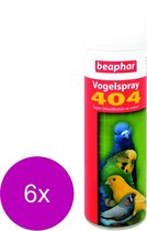 Beaphar 404 Vogelspray - Vogelapotheek - 6 x 500 ml