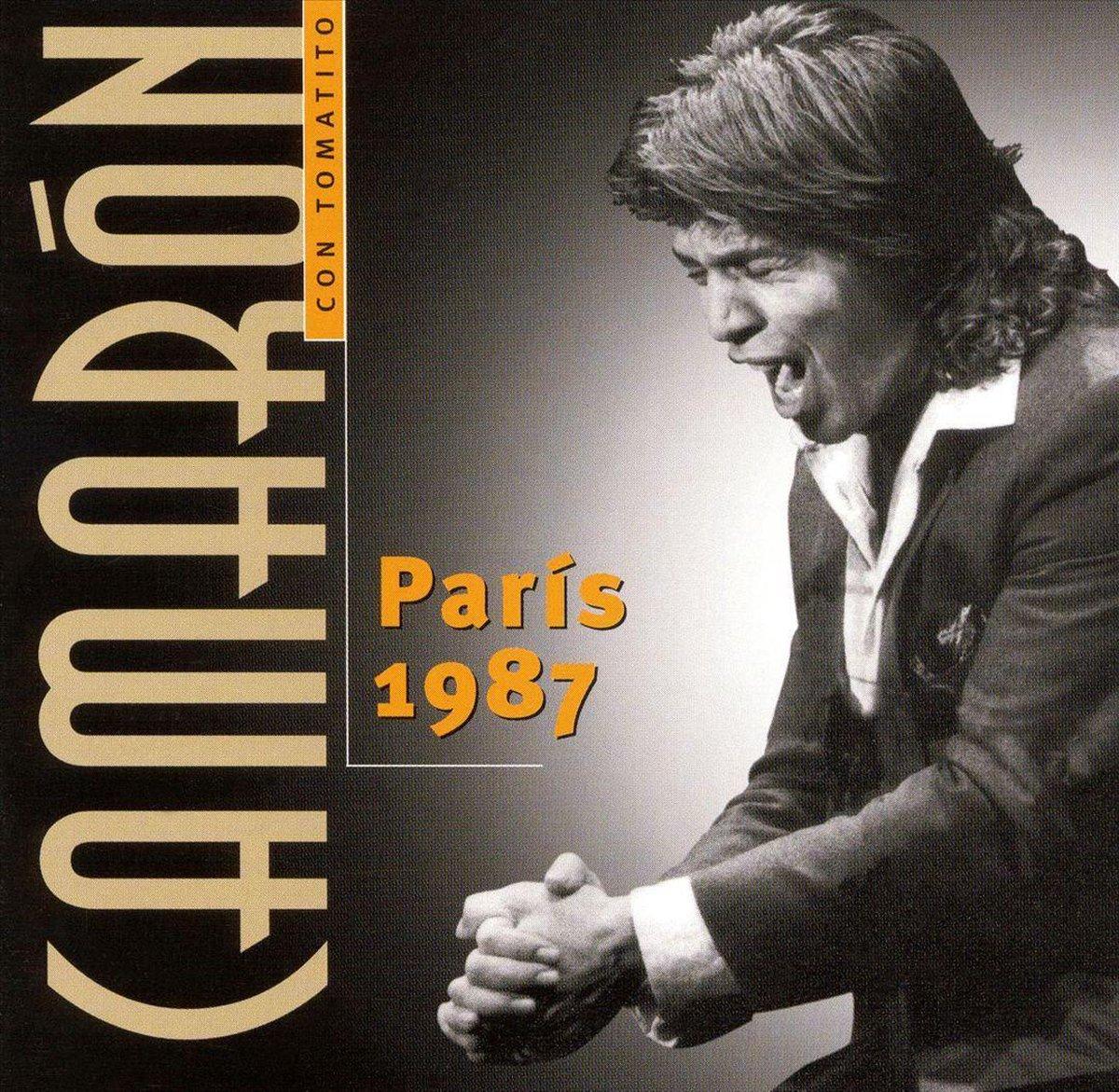 Camaron Con Tomatito Paris 1987 - Camaron