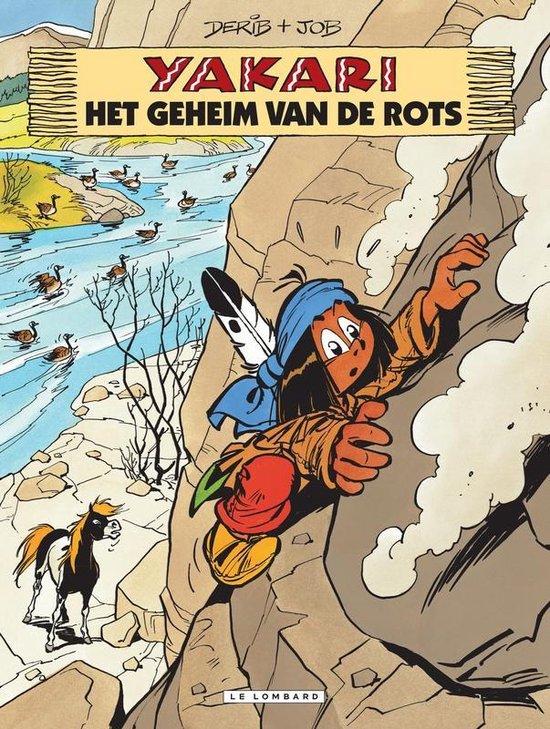 Yakari: 025 De geheim van de rots - Derib  