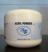 Acryl poeder white 70gram