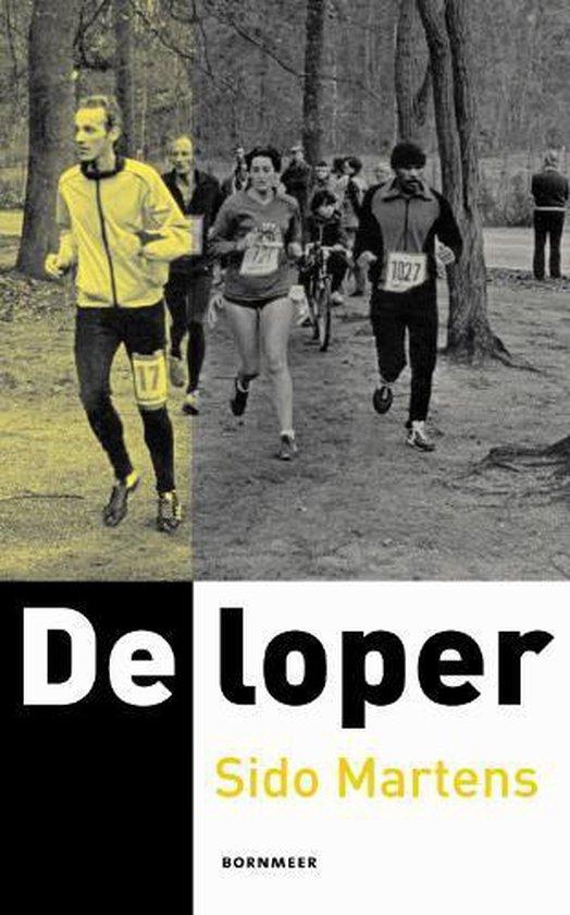 Cover van het boek 'De loper' van S. Martens