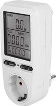 EcoSavers Energiemeter Groot Display | NIET geschikt voor Belgie | Electriciteitsmeter | Energieverbruiksmeter | Meten=Weten | GS-keurmerk