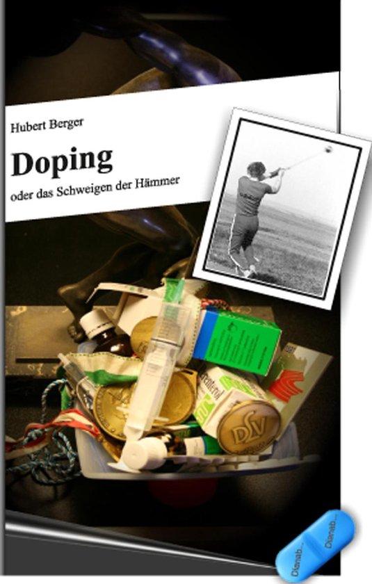 Boek cover Doping van Hubert Berger (Onbekend)