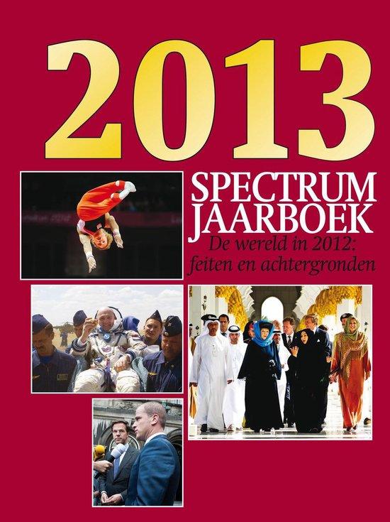 Spectrum jaarboek 2013 - none  